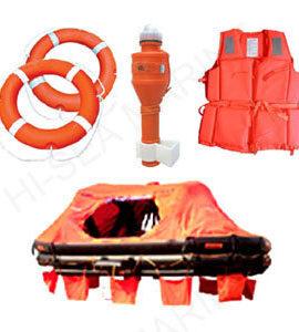 Marine Life-Saving Equipment