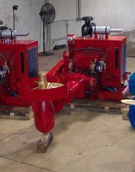 Marine Propulsion Equipment